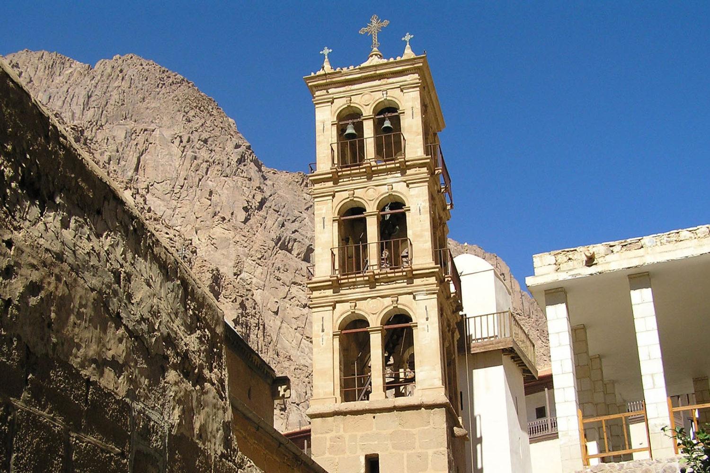 góra Mojżesza i Klasztor Św.Katarzyny