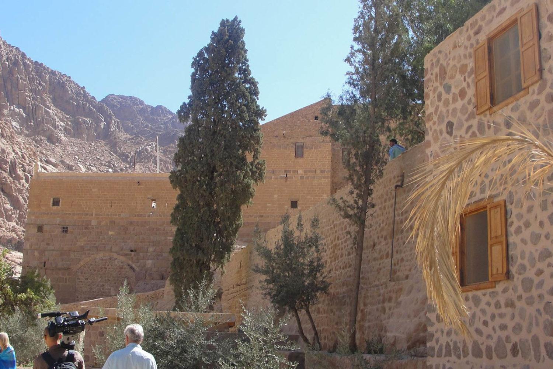 óra Mojżesza i Klasztor Św.Katarzyny