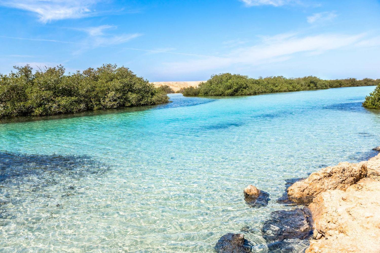 Ras Mohammed park narodowy Rejs