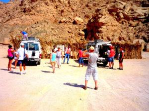 Wielkie safari (Abu Galum+Blue Hole+Dahab)