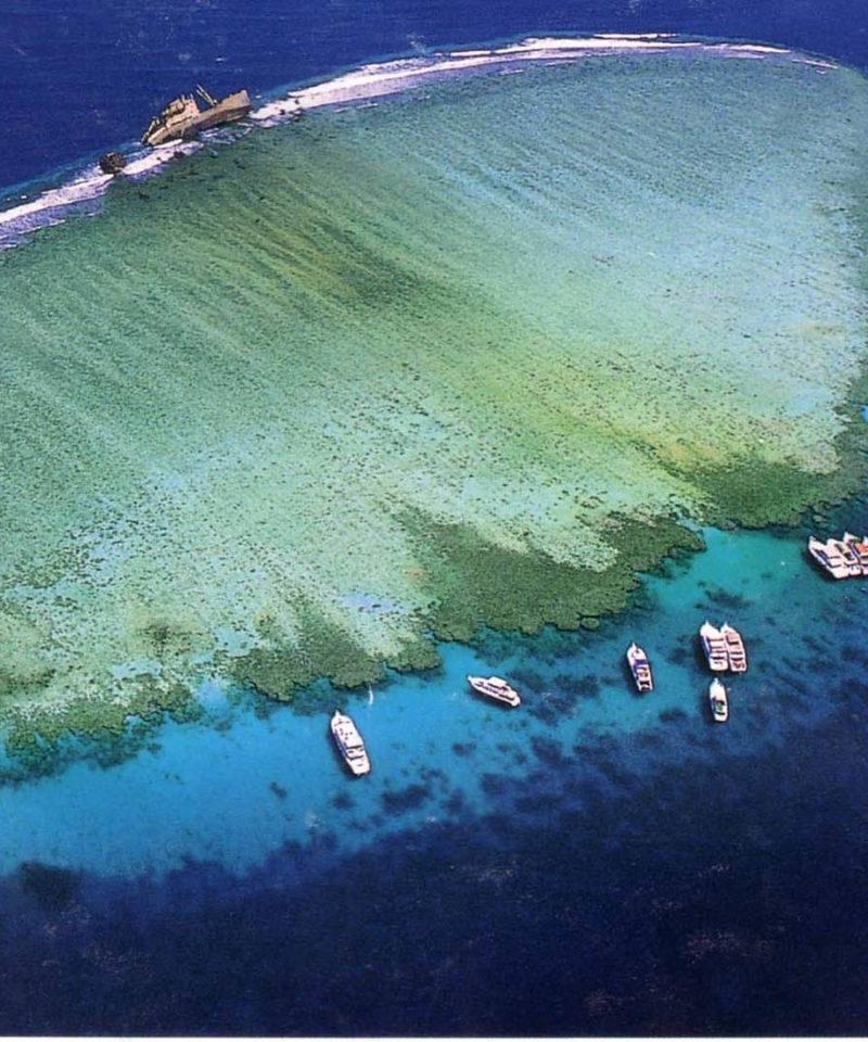 Wyspa Tiran