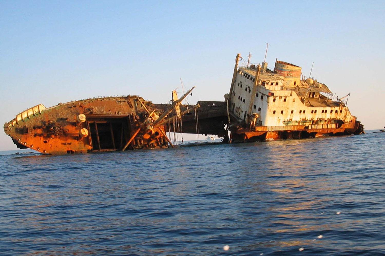 Wyspa Tiran (nurkowanie dla amatorów)