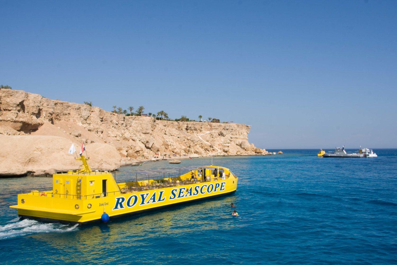 Łódź podwodna Sharm El Shiekh